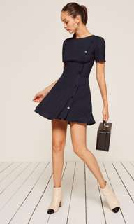 BNWT Reformation Katie Dress XS