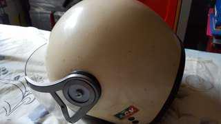 Vtg AGV Helmet.