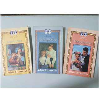 Grandma's Attic Novels series