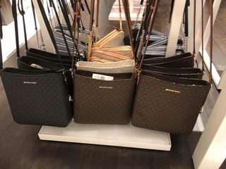 Authentic MK bags and wallets from U.S