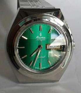 Aroma 古董自動機械錶