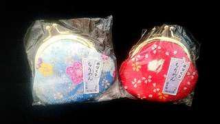 New Japanese pouch souvenirs