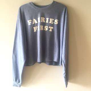 Crop Pull&Bear Sweatshirt