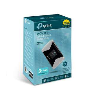 M7650 4G+ MiFi, Portable Wi-Fi for Trave