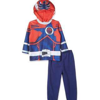 <日本直送, 現貨: 130碼> 宇宙戰隊日版Bandai 鳯凰戰士變身套裝