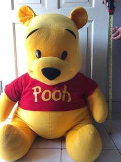 Giant winnie the pooh