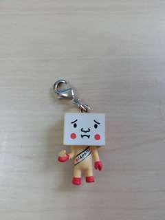 豆腐人 扭蛋 To Fu Oyako koke x kake mascot - japan