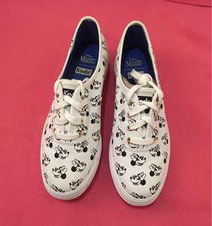 [Keds] Triple Minnie Fashion Sneaker