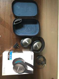 Bose qc25 barely used