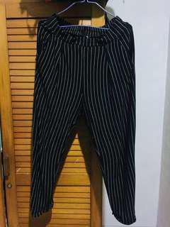 Stradivarius Stripe pants
