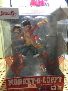 特價 Bandai Monkey D Luffy 路飛 5th Anniversary Edition