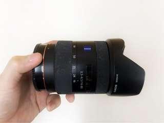 Sony 細蔡 SAL 16-80 ZEIZZ 相機鏡頭 A-mount