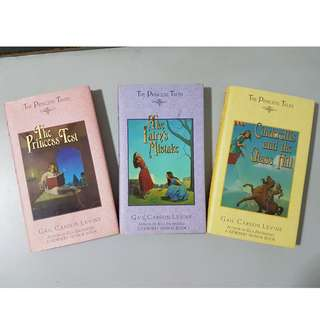 The Princess Tales book series (Hardcover)