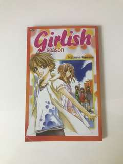 Girlish Season Comic (Natsuna Kawasake)