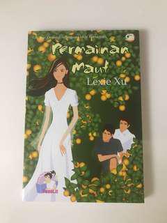 Permainan Maut Novel (Lexie Xu)