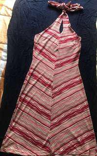Backless Bodycon Dress