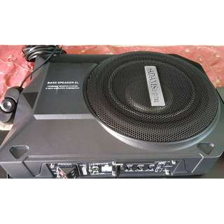 Adam 8 inch Active sub woofer  with remote control