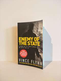 Vince Flynn Enemy of State (2017)