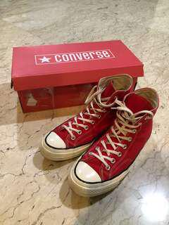 Converse 70's Oxford Red ORIGINAL