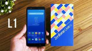 Zenfone Live l1 bisa dicicil tanpa kartu kredit