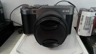 FujuFilm X-A5