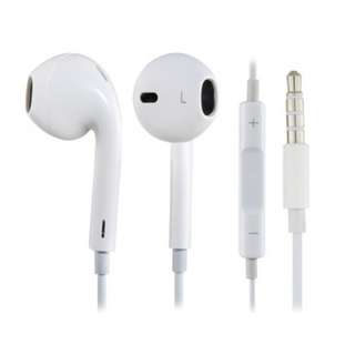 Genuine Apple Earpod 3.5mm Audio Jack for Iphone 6