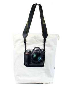 Nikon D750 Tote Bag/ Ready Stock! Limited Edition Nikon Bag