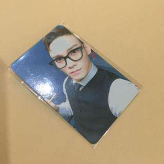 [WTS] EXO CHEN HEY MAMA OFFICIAL PHOTOCARD