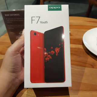[NEW] OPPO F7 YOUTH Black