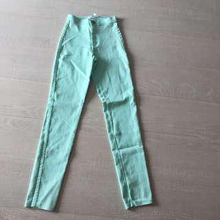 Preloved American Apparel HW Pants