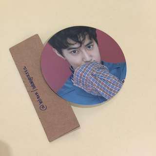 [WTS] EXO SUHO OFFICIAL ROUND PHOTOCARD