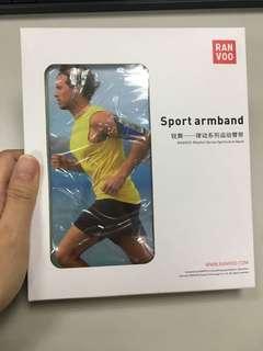 🚚 全新未拆 手機運動臂帶 運動臂帶 運動用品