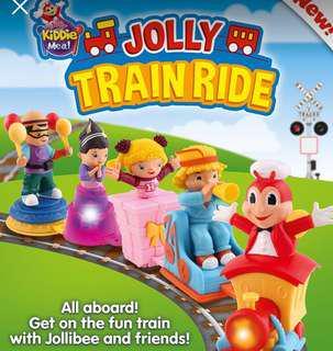 Jolly TRain Ride Set