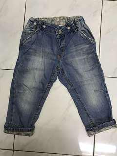 H&M Jeans for Baby Boy 9-12M