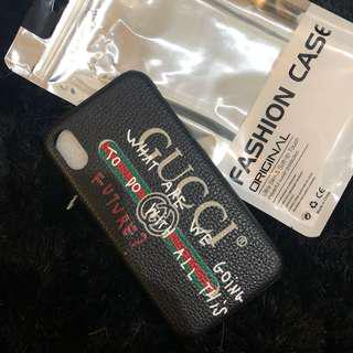 Iphone X Gucci Case