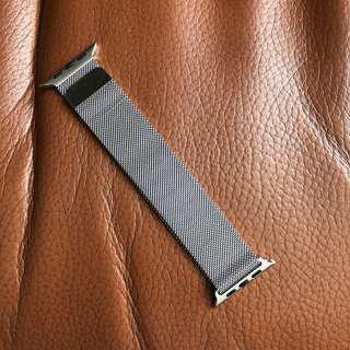 42mm Milanese Loop for Apple Watch Origina Apple (hanya band nya)