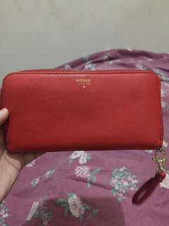 Fossil Long Wallet