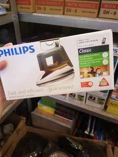 SETRIKA PHILIPS CLASSIC STAINLESS STEEL