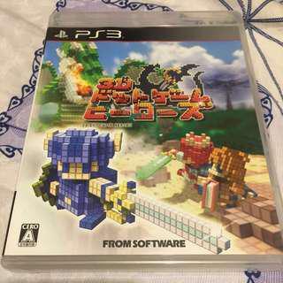 PS3 3D Dot Game Heroes 似Zelda玩法
