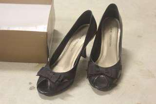 Jane Debster Black Heels