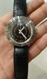 70年代 benrus 上鏈潛水錶 rolex omega iwc heuer
