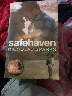 Safehaven by Nicholas Spark