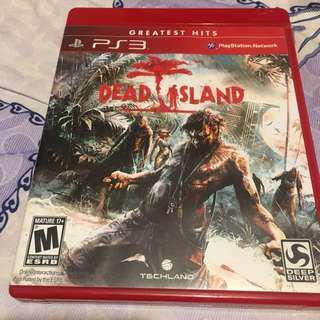PS3 Dead Island English