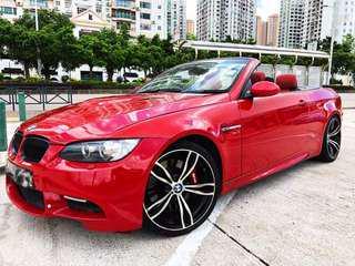 BMW E93 for rent / sewa