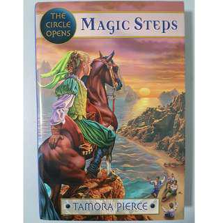 Magic Steps - The Circle Opens series (Hardcover)