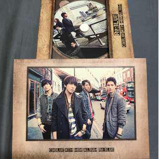Re:BLUE (CNBLUE 4th mini album)