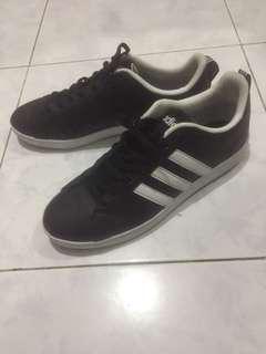 Adidas neo black white