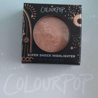 KATHLEEN LIGHTS x Colourpop Super Shock Highlighter FIRE