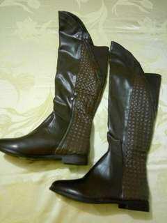 💯 Brand New & Original Knee High Boots Chinese Laundry