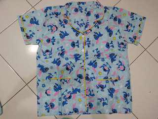 Piyama dewasa fit to L kecil stitch
